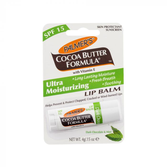 PALMER S COCOA BUTTER CHOCMINT LIP BALM 4G