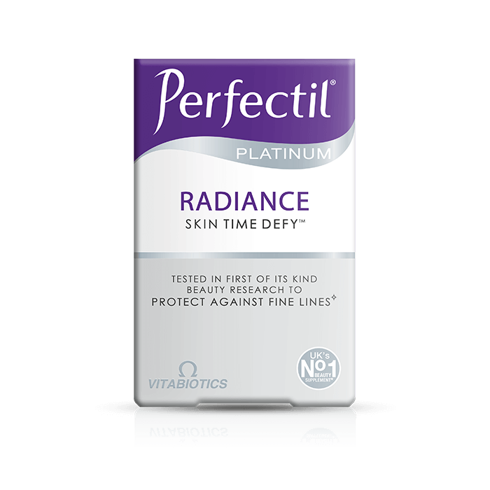PERFECTIL PLATINUM FOR SKIN RADIANCE TABS 60S