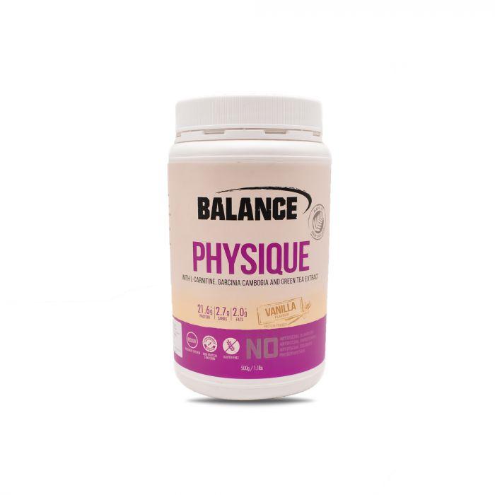 BALANCE PHYSIQUE BODY TONE VANILLA -500G
