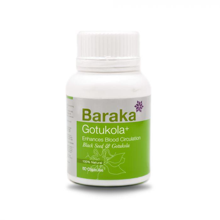 BARAKA GOTU KOLA 60 S CAPSULES