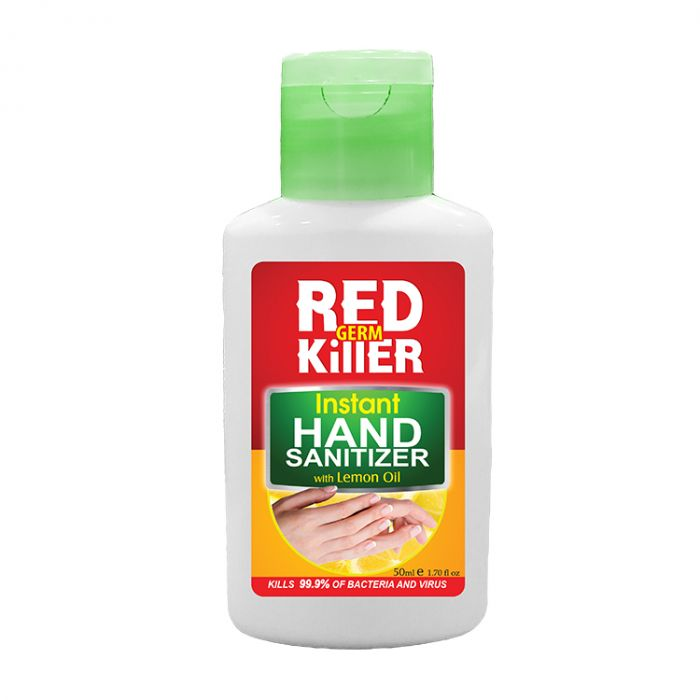 RED GERM KILLER INSTANT HAND SANITIZER WITH LEMON OIL 100ML