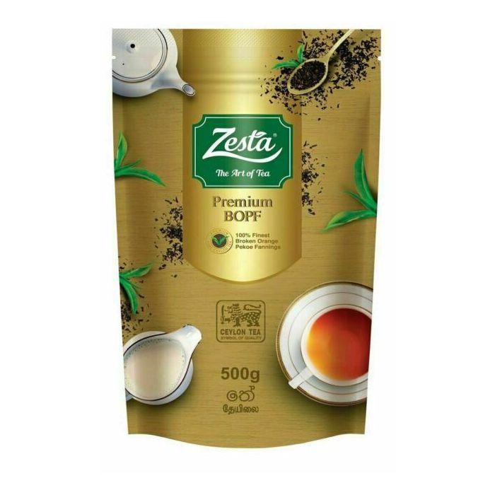 Zesta BOPF Premium Black Tea - 500g