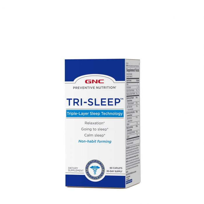 GNC TRI SLEEP 60CAP 00504312