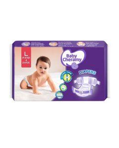 BABY CHERAMY BABY DIAPERS (L) 4S