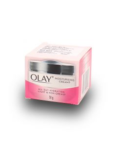 OLAY MOISTURIZING HYDRATION LIGHT 50G
