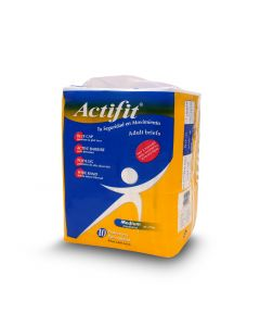 ACTIFIT ADULT DIAPERS MEDIUM