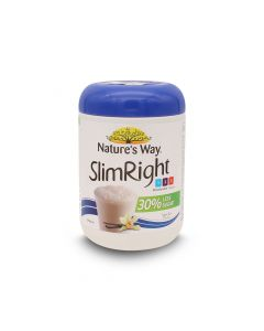 NATURE S WAY SLIMRIGHT VANILA 375G