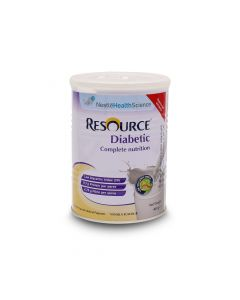 RESOURCE.DIABETIC VANILLA 400G