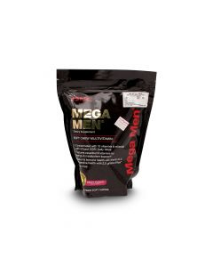 GNC MEGA MEN MULTI FRUIT PUNCH 60 179412