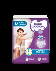 BABY CHERAMY PULL- UPS  M 18S