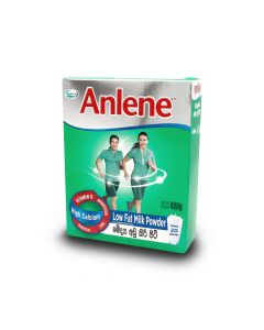 ANLENE POWDER LOW FAT 400G