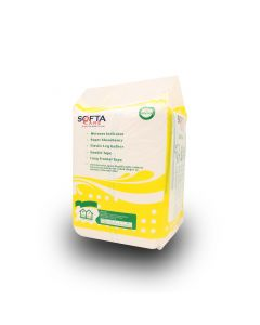 SOFTA CARE ADULT DIAPER 10PCS XL