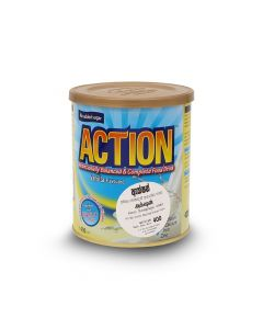 ACTION MILK POWDER VANILA