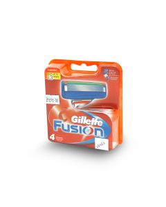 GILLETTE FUSION CARTRIDGE 4 S