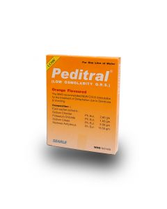 PEDITRAL SACHET - ORANGE
