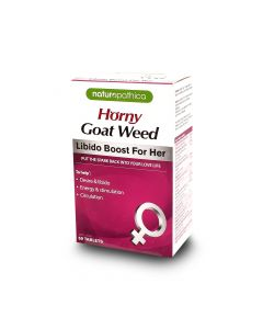 NATUROPATHICA HORNY GOAT WEED HER  50S