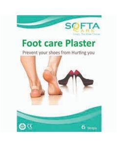 SOFTA FOOT CARE PLASTER 6S SQ1302