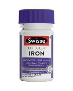 SWISSE IRON 30'S