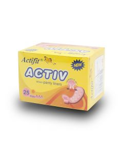 ACTIFIT ACTIVE PANTY LINER