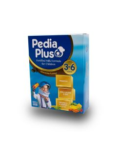 PEDIA PLUS (3-6) CHOCOLATE 180G