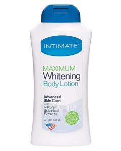 INTIMATE WHITENING BODY LOTION 590ML
