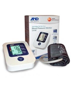 A & D MEDICAL BLOOD PRESSURE MONITOR UA - 651