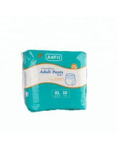ADFIT ADULT PANT DIAPER AF XL 10S