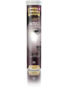 SWISS ENERGY ANTI AGE VIT & MIN TABS