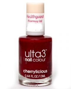 ULTRA3 NAILS CHERRYLICIOUS