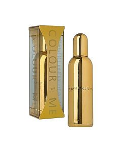 COLOUR ME EDT HOMME GOLD 50 ML