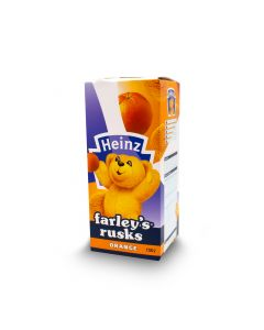 HEINZ FARLEYS ORANGE RUSK 150G