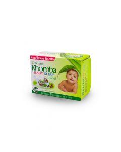 KHOMBA HERBAL  SOAP 70G - (4*1)