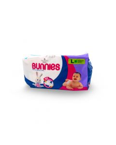 MORISONS BABY DIAPER BUNNIES 4S LARGE