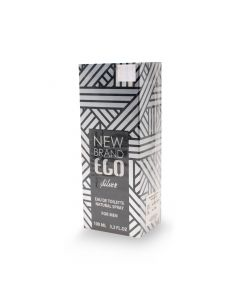 EGO SILVER EDT 100 ML FOR MEN
