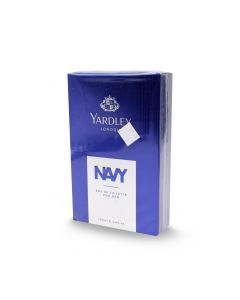 YARDLEY EDT NAVY FOR MEN 100ML
