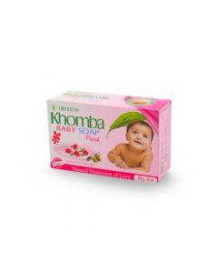 KHOMBA BABY SOAP FLORAL 90G