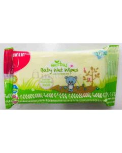FARLIN HERBAL BABY WET WIPES 10pcs