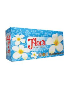 FLORA FACIAL TISSUES 160S -2PLY