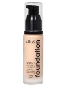 ULTA3 FOUNDATION IVORY 30ML 12111129