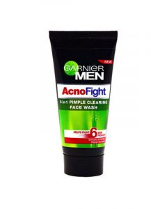 GARNIER MEN ACNO FIGHT FACE WASH 100G