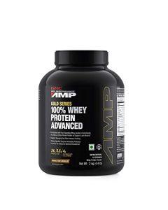 GNC AMP GOLD 100% WHEY ADV CHOC 00414671