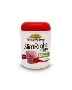 NATURE S WAY SLIMRIGHT STRAWBERRY 375G