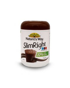 NATURE S WAY SLIMRIGHT CHOCOLATE 375G