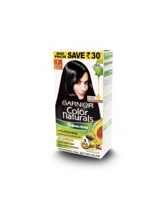 GARNIER COLOUR HAIR COLOUR SHADE #01
