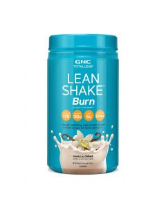 GNC TL ADVANCED LEAN SHAKE BURN VANILLA 739.2G