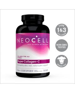 NEOCELL SUPER COLLAGEN+C 120 TABS 281000