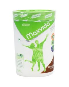 MAXVIDA FORMULA FOR ADULTS CHOCOLATE 400G