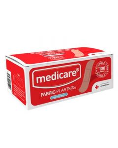 MEDICARE PLASTER NORMAL 100S