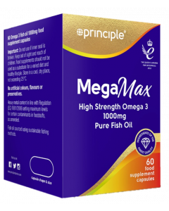 MEGAMAX HIGH STRENGTH FISH OIL 60S
