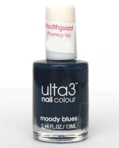 ULTA3 NAIL POLISH MOODY BLUES